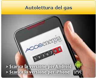 App Autolettura contatore IoS e Android - small