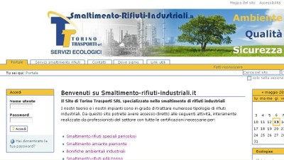 Smaltimento Rifiuti Industriali