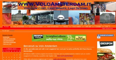 Volo Amsterdam